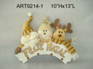 Merry Christmas Wall Plaque Decoration Gift pictures & photos