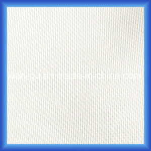 Satin 1700 Degree High Silica Fiberglass Cloth pictures & photos