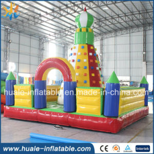 Customize Inflatable Rock Climbing Walls Adults for Sport Game