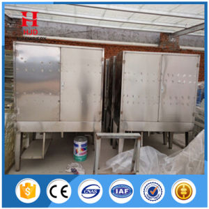 Manual Screen Washout Booth with Backlight pictures & photos