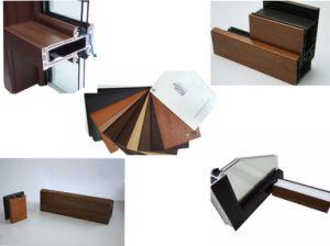 Exterior PVC Protective Film/Foil for Window & Door Profiles pictures & photos