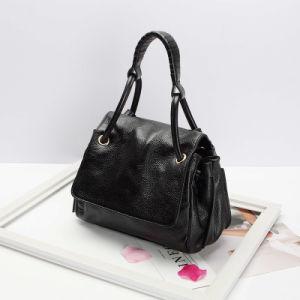 Dz042. Shoulder Bag Handbag Vintage Cow Leather Bag Handbags Ladies Bag Designer Handbags Fashion Bags Women Bag pictures & photos