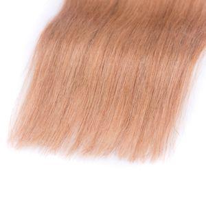 30% off Indian Virgin Remy Keratin Human Hair Extension pictures & photos