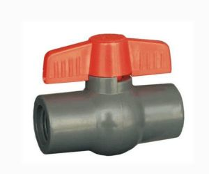 The High Quality Plastic Ball Valve pictures & photos