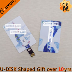 Outstanding Company Gift Name/Credit Card USB Stick (YT-3101) pictures & photos