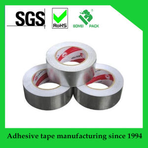 Heat Resistant Aluminum Foil Tape pictures & photos