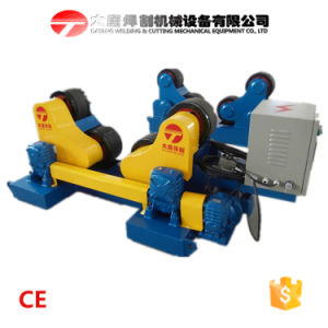 High Quality Dzg-10 Pipe Welding Rotator/Turning Rolls pictures & photos