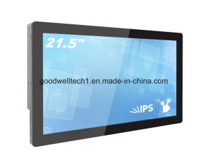 10-Point Multi Touch Screen 21.5 Inch IPS Panel pictures & photos