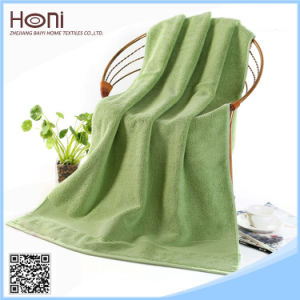 Soft Texture Bath Towel China Manufacture pictures & photos