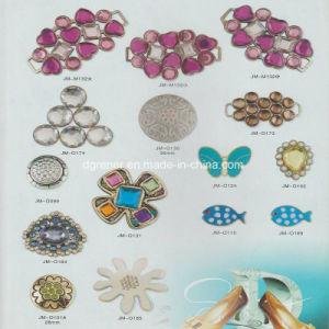 Latest Fashion Shoe Buckles Sandal Shoe Decoration Shoe Accessories pictures & photos