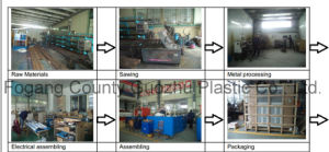 Automatic Preform Feeding Device and 2 Cavity Linear Pet Blow Molding Machine Factory pictures & photos