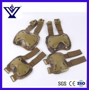 Au Camo Military Army Tactical Combat Knee Pads (SYSG-1885) pictures & photos