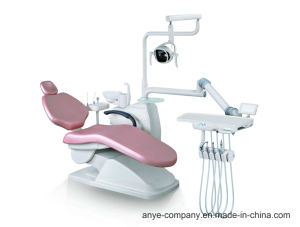 with Three Memories Ce & ISO Proved Dental Chair Unit Dental Equipment