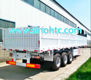 High Quality Tri-Axles truck trailer, Cargo Trailer pictures & photos