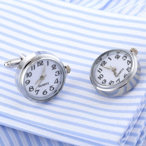 2017 New Designer Watch Gemelos Cufflinks pictures & photos