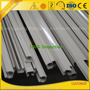 Extruded Aluminium Guide Rail for Curtain Track with Aluminium Extrusions pictures & photos