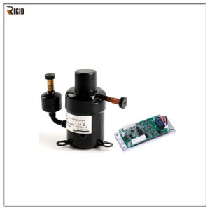DC Electric Air Compressor for Mobile Micro Cooling System and Liquid Loop Cooling pictures & photos