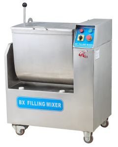 Butchery Stainless Steel Meat Mix Filling Machine Restaurant Catering Equipment pictures & photos
