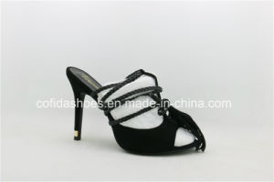 Sexy High Heels Beach Sandals for Fashion Lady pictures & photos