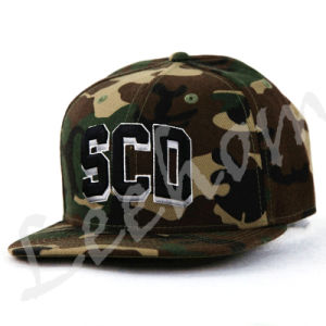 New Snapback Era Flat Brim Fiftted Camo Cap pictures & photos