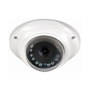 Mini Metal Dome IR Sony CCD 700tvl Fisheye CCTV Camera pictures & photos