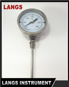 "023 4"" Auto Parts Industrial Bimetal  Thermometer pictures & photos"