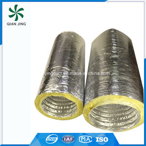8inches Fiberglass Insulation Aluminum Flexible Duct for Dryer Ventilation pictures & photos