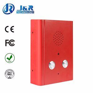 Door SIP Phone, Elevator Intercom, Handsfree Vandalproof Telephone pictures & photos