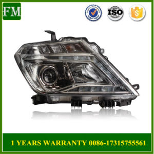 Right & Left Composite Headlight for Nissan Patrol Y62 pictures & photos