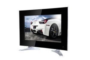 19 Inch LCD Screen LED Backlight Curved Color LCD LED TV pictures & photos