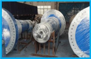 Wind Power Shaft Long Forged Shaft for Nuclear and Wind Power Plants pictures & photos