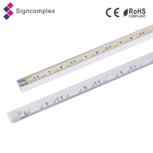 Signcomplex IP20 0.5m 1m LED Light Bar, Aluminum LED Rigid Strip Light with Ce RoHS pictures & photos