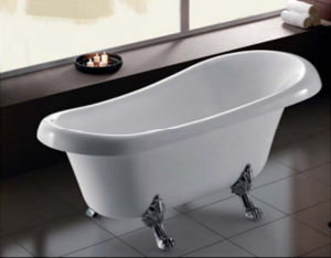 (K1060) Freestanding Acrylic Bathtubs / Massage Whirlpool Bathtubs pictures & photos