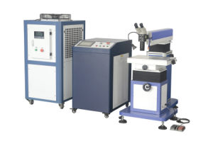 YAG 400W Mold Repairing Laser Welding Machine pictures & photos