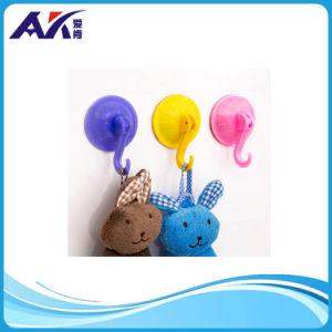 3PC Cartoon Plastic Adhesive Wall Hook