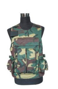 Type 7 Military Combat 3 Grade Protection Soft Bulletproof Vest pictures & photos