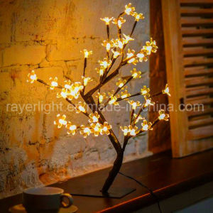 Multi Color Table Top Home Decoration Light LED Cherry Tree pictures & photos