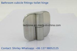 Best Quality Toilet Partition Cubicle Accessories 304 Steel Door Hinge pictures & photos