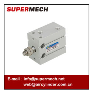 Cdu Series Free Installation Pneumatic Cylinder SMC Type pictures & photos