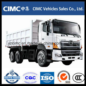 Hino 350HP Dump Truck 8X4 Euro IV pictures & photos