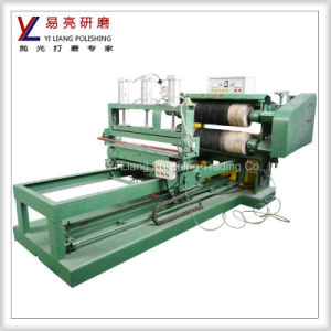 Square Tube Polishing Machine for Stainless Steel Pipes