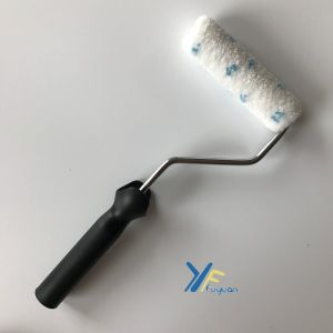 Fy 4′′ Microfiber Mini Blue DOT Stripe Paint Roller pictures & photos