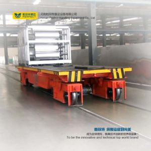 25 Ton Cable Powered Coil Motorized Transportation in Steel Mill pictures & photos