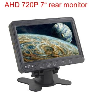 HD 720p 7inch LCD Car Rear View Backup Monitor pictures & photos