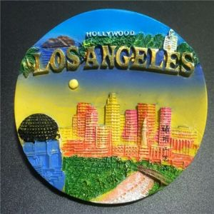 Customized Toronto City Travel Souvenir Resin Fridge Magnet pictures & photos