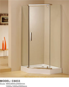 6mm or 8mm Simple Complete Shower Room pictures & photos