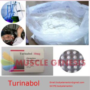 Oral Anabolic Steroids 4-Chlorodehydromethyltestosterone Turinabol pictures & photos