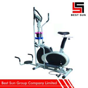 Cross Bike Trainer Multifunction, Dual Cross Gym Fitness Equipment pictures & photos