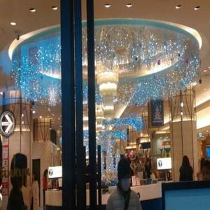 Christmas Decoration LED Fountain Motif LED Decoration Light pictures & photos