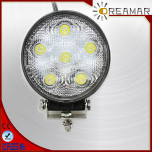 18W 2160lm LED Auto Driving Light for Jeep, SUV, Truck, Ce Rhos Certification pictures & photos